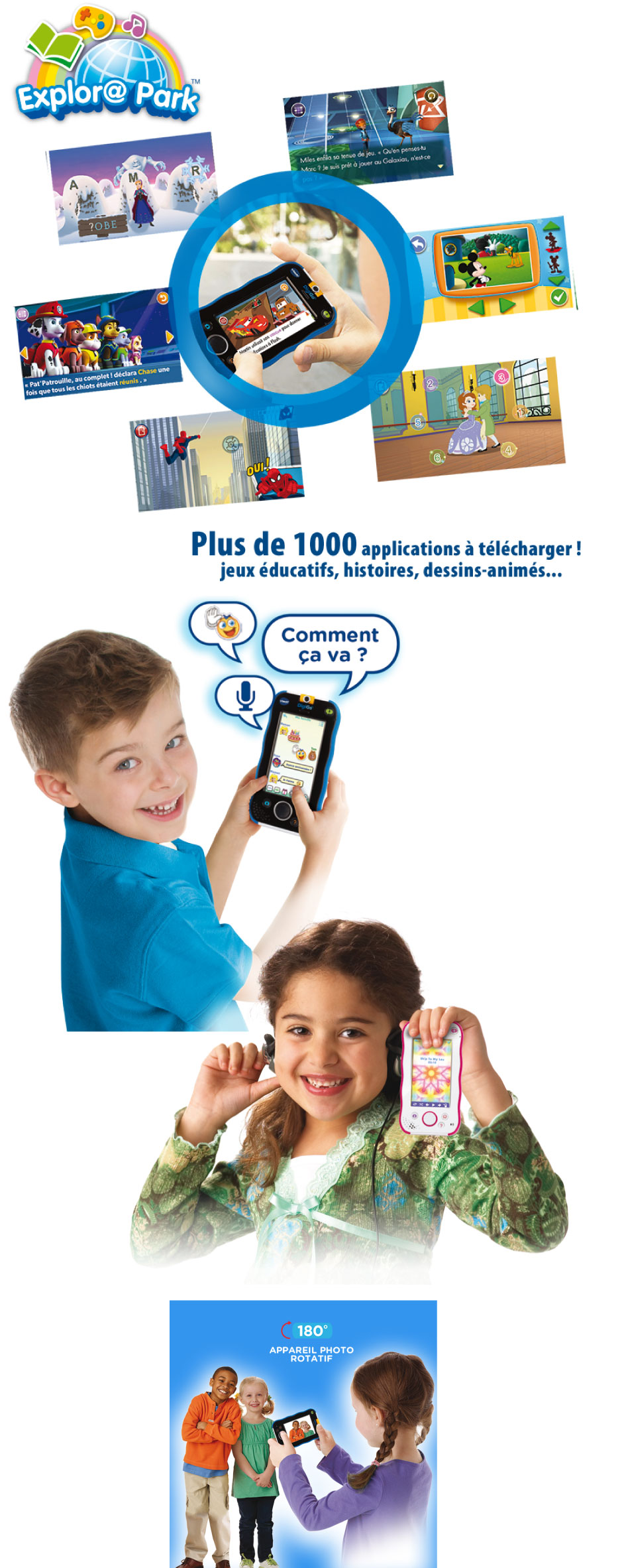 VTECH TÉLÉCHARGER EXPLORA DIGIGO PARK