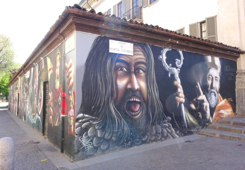 milan streetart