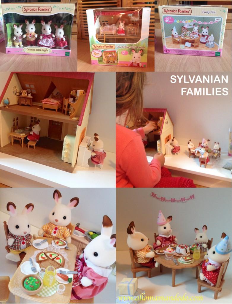 sylvanian families cadeau enfant