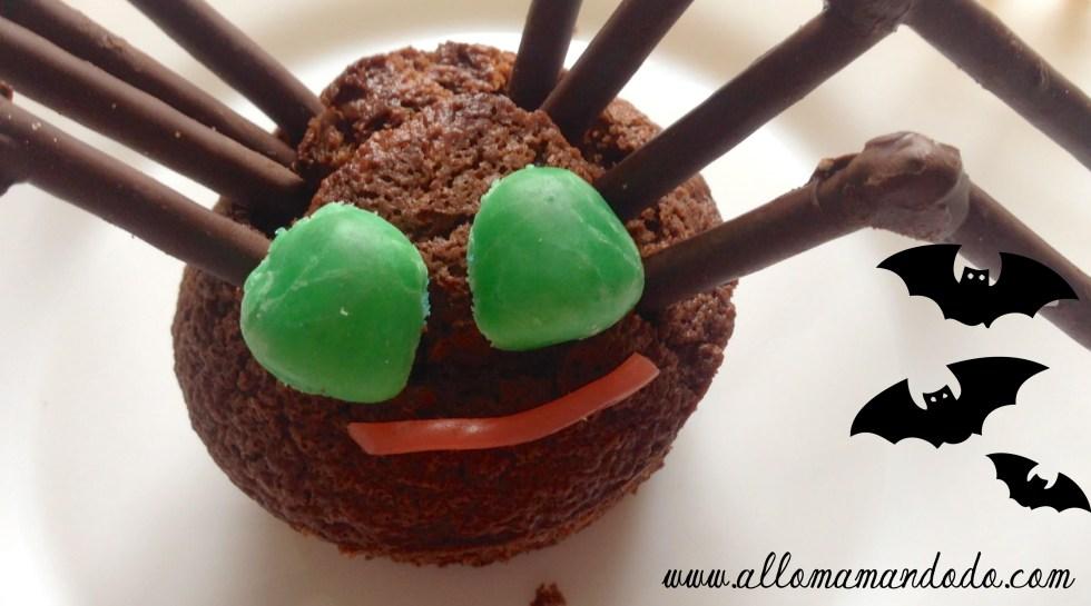muffin-araignee-halloween