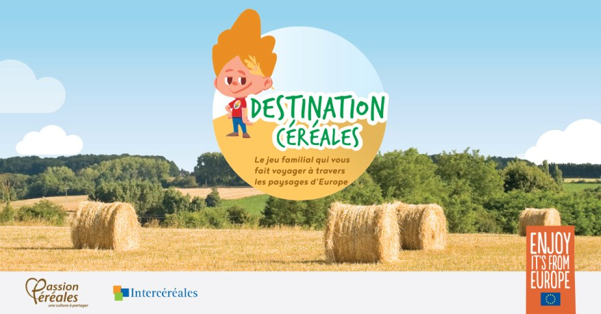 application enfants cereales