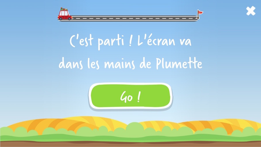 application cereales plumette