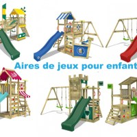 Bien choisir son aire de jeu pour enfant (+ sondage)