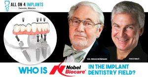 Dental Implants History & Nobel Biocare