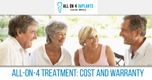All-on-4: Warranty and Costs of your mouth restoration!
