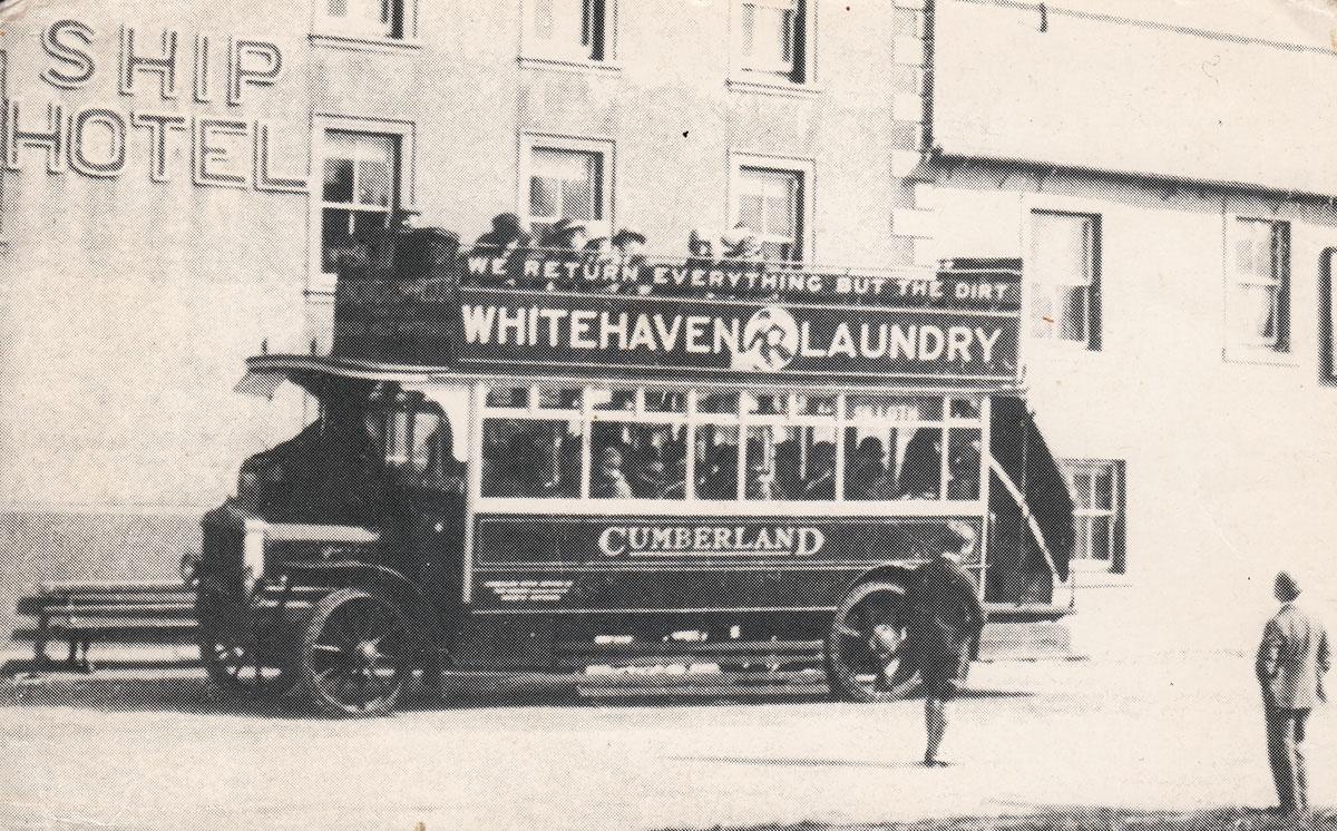 Cumberland Bus
