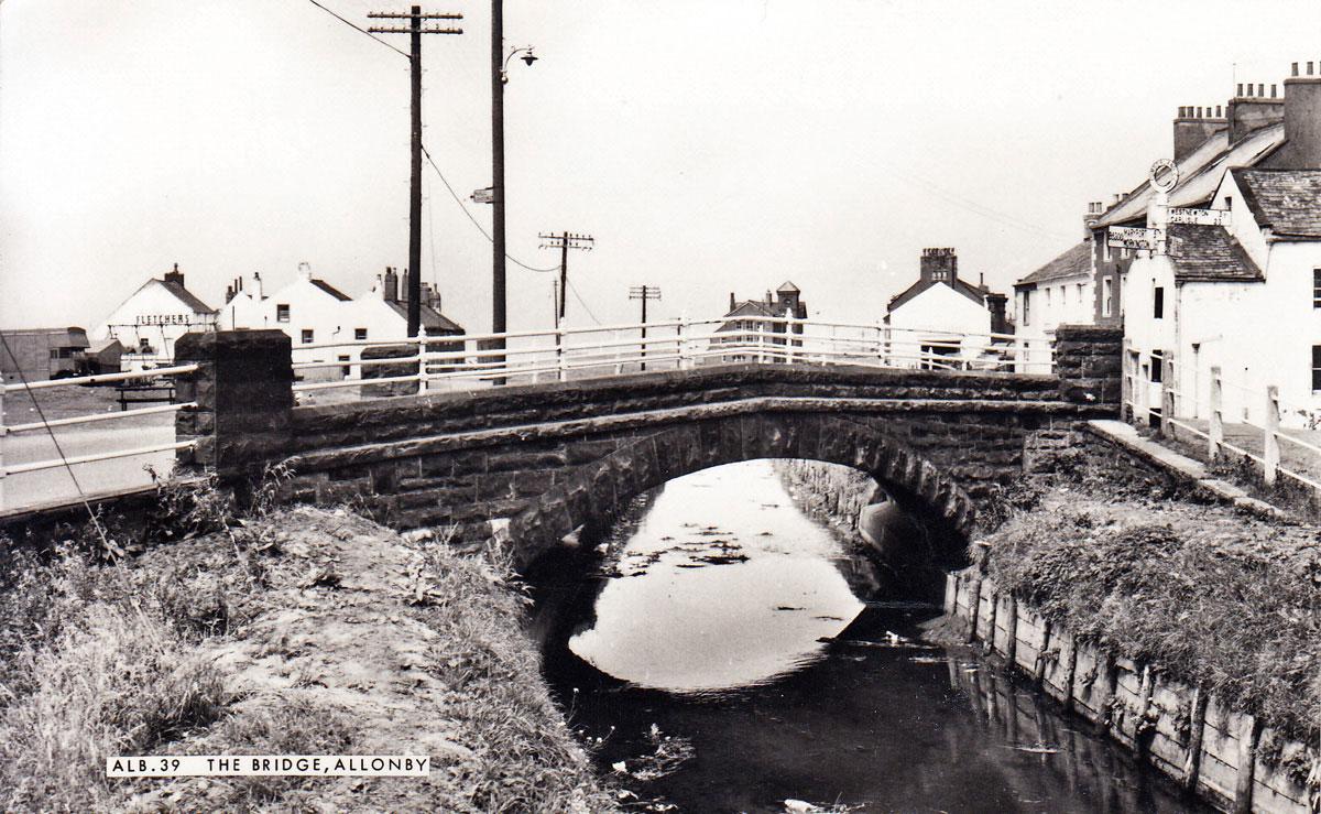 The Bridge Allonby