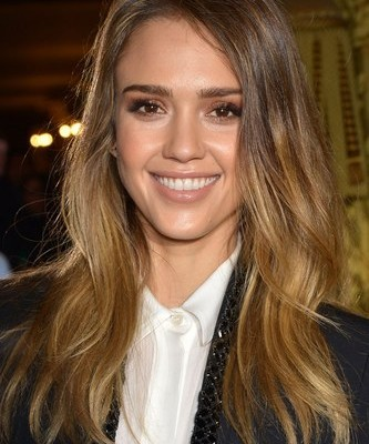 Jessica Alba From Caramel To Blonde Ombre All On Style
