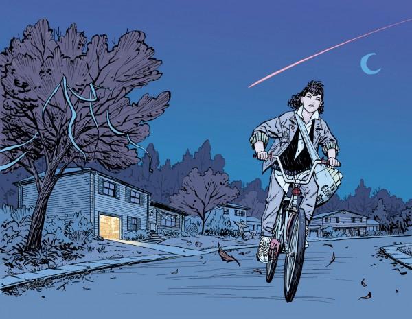 Working girl (Image Comics via)