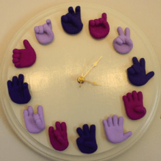 ASL Clock via https://www.etsy.com/listing/72446234/unique-sign-language-clock-telling-time?ref=v1_other_1