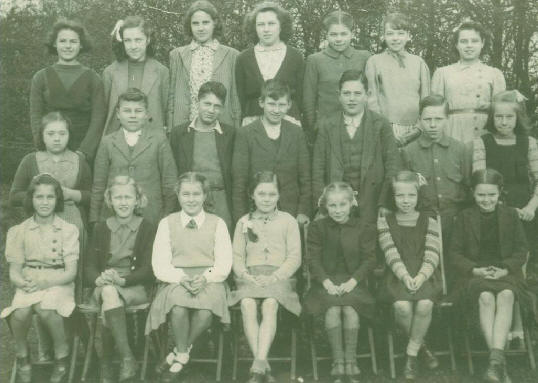 Allostock School 1942