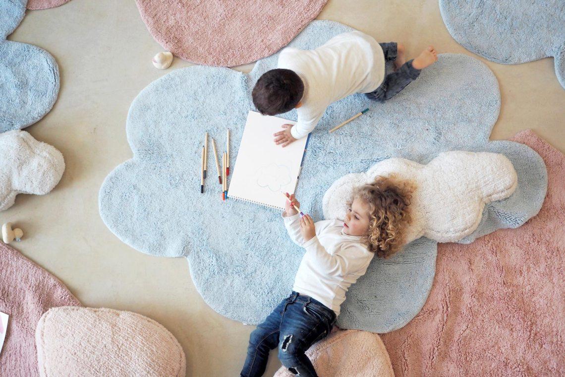 Zoom sur nos tapis enfants soldés