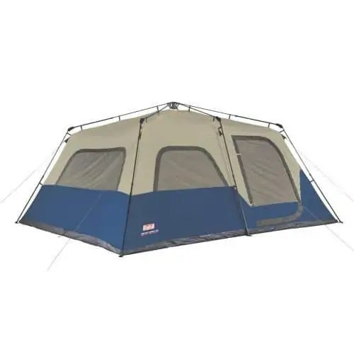Coleman WeatherTec Instant Cabin  sc 1 st  Outdoors Guide & Finding the Best 12 Person Tent - 5 Killer Tents for 12 People or More