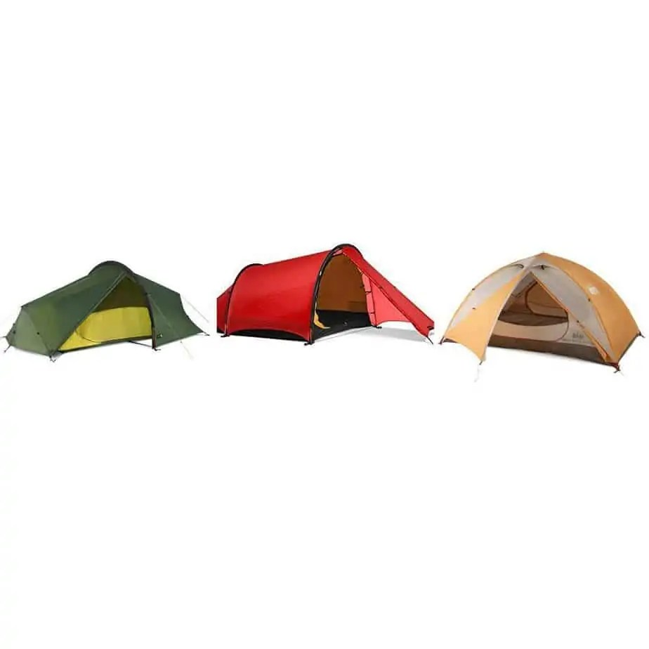 The Top 3 Best Two-Person Tents for Couples (or