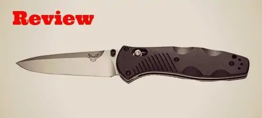 Benchmade Barrage Review - Is This Knife Worth the Money?