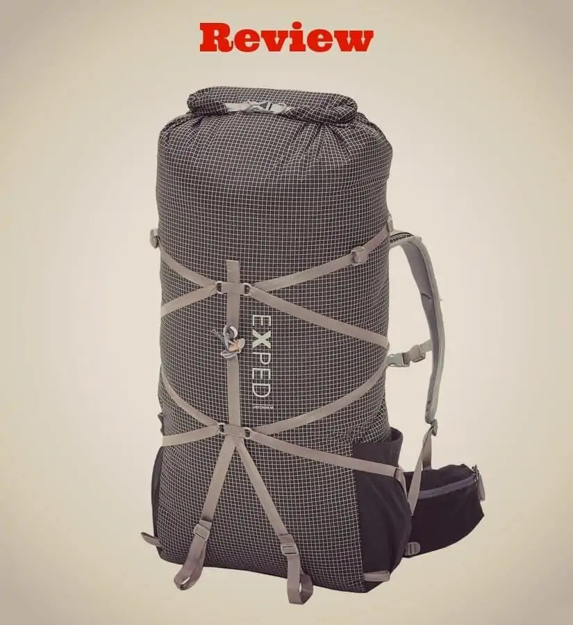 A Review of the Exped Lightning 60 Backpack