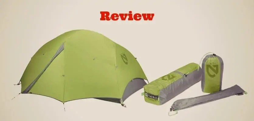 A Review of the Nemo Dagger 2 Person Tent
