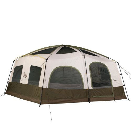 An American Rec Company for over 50 years SlumberJack is up and coming in the name of c&ing and recreational gear. People who have used this tent all ...  sc 1 st  Outdoors Guide & Finding the Best 12 Person Tent - 5 Killer Tents for 12 People or More