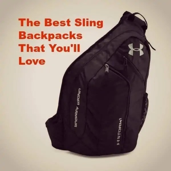 here are some of the best sling backpacks designed for outdoor activities and traveling