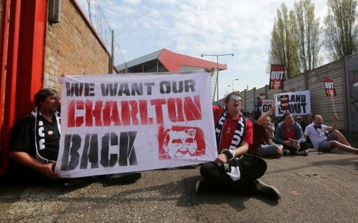 Ownership Problems At Charlton Athletic