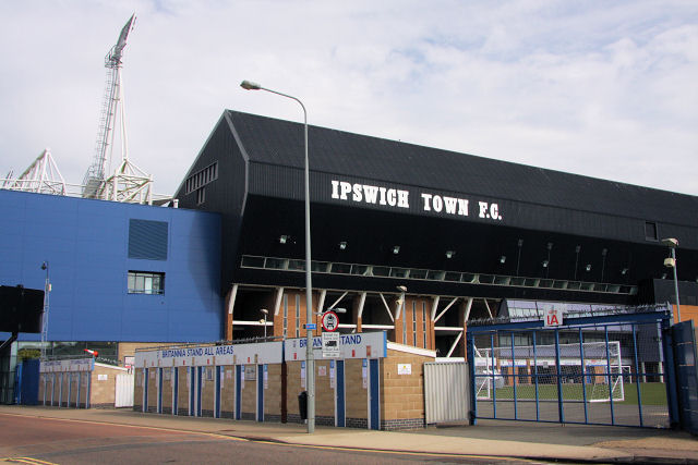 Why do Ipswich Town seem to be stuck in slow motion?