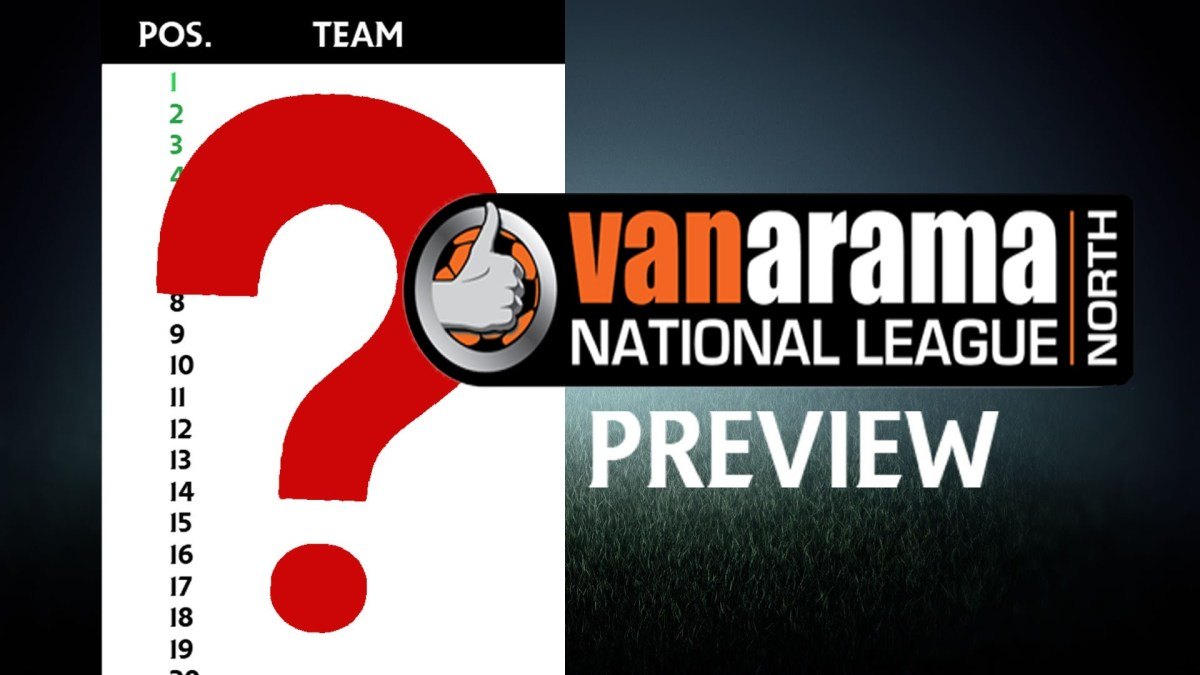 Hit The North! - National League North Preview