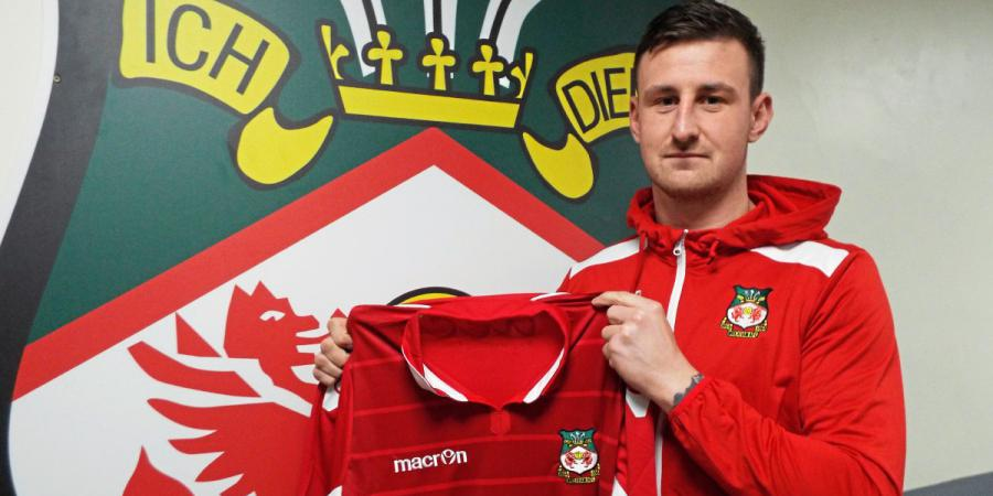 Wrexham AFC Loan Scott Quigley