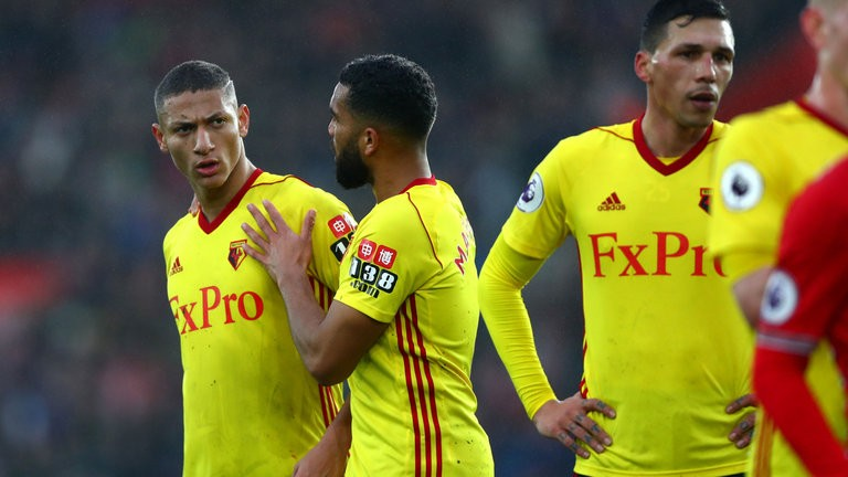 What's happened to Richarlison?