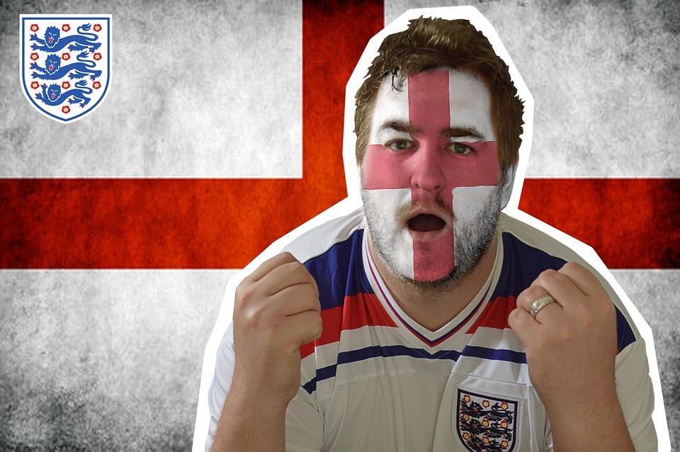 Will all British fans support England at the 2018 Russia World Cup?