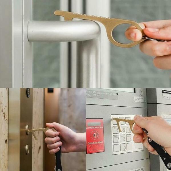 No contact door opener tool - All Out Techs
