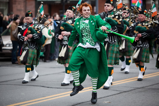 Better ways to celebrate St. Patrick's Day | All Over Albany