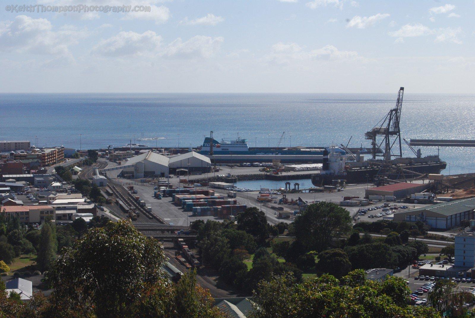 The Port of Burnie
