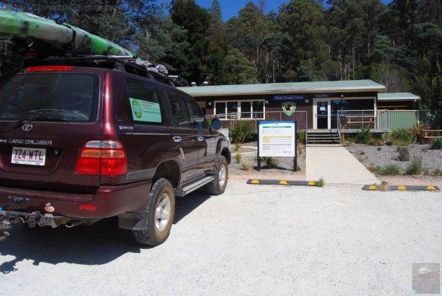 Marakoopa Cave Office and Info Centre