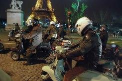 Eiffel-scooters