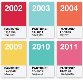 pantone turns 50