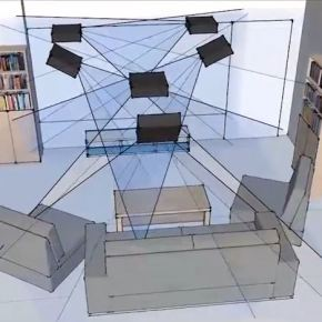 microsoft holodeck: roomalive