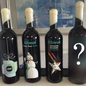 allovus mystery wine