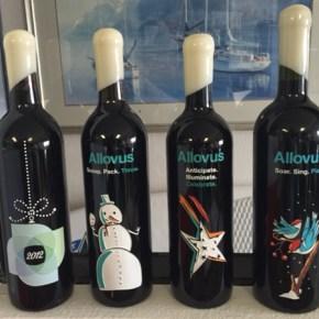 allovus mystery wine revealed!