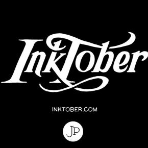 Inktober 2017 is here.