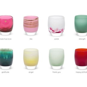 Glassybaby + Allovus give back