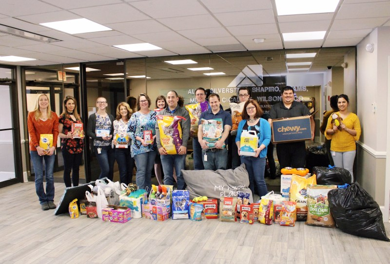 South Jersey CPA Firm Animal Shelter Drive