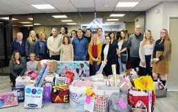 Alloy Silverstein Adopt-A-Family Catholic Partnership Schools