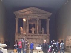 An Ancient Greek wall