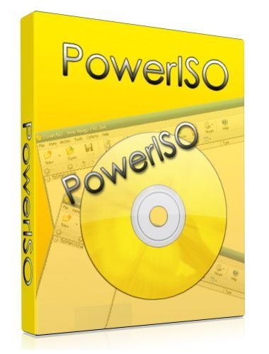 PowerISO 7.8 Crack
