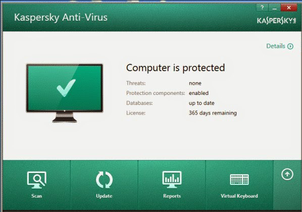 Kaspersky Antivirus Latest Version Free Download