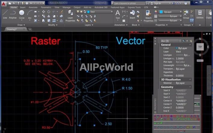 Autodesk AutoCAD Raster Design 2016