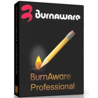 BurnAware Free Download logo