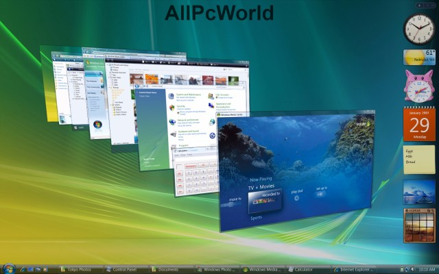 Windows Vista Free Download