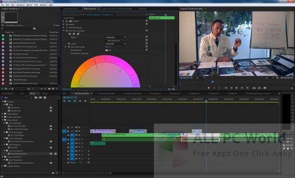 Adobe Premiere Pro CC 2015 review