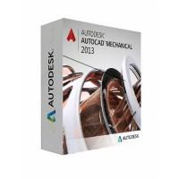 Autodesk AutoCAD Mechanical 2013 Free Download